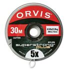 Внешний вид - Orvis SuperStrong Plus Tippet NEW FREE SHIPPING