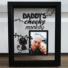 Personalised Fathers Day Gift Present For Him Birthday Keepsake Photo Frame