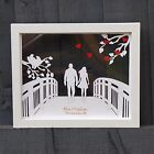 Personalised Love christmas Gift Frame For Her For Him Wedding Anniversary