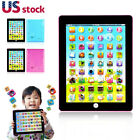 Kids Tablet Pad Toy Learning Children English Educational Colorful Computer