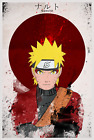 Naruto Anime Cartoon Art Poster Print T1063
