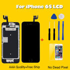 """For iPhone 6s 4.7"""" LCD Complete Touch Screen Digitizer Home Button Camera A1634"""