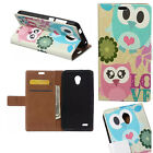 For Samsung 2017 Series Phone Pattern Leather Wallet Card Case Stand Cover JL2