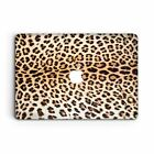 Leopard Skin Design Cover Case For Apple Macbook Pro Retina Air 11 12 13 15 2016