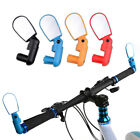 Universal Rotate Cycling Bike Bicycle Handlebar Wide Angle Rearview Mirror