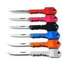 1X Portable Mini Folding Knife Pocket Blade Camping Hunting Survival Rescue Tool