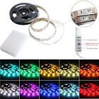 4.5V Battery Operated LED Light Strip 5050 RGB Waterproof Mini Controller Tapes