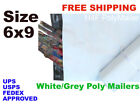 2000 pcs size 6x9 Poly Mailers Shipping Envelopes Self Sealing Mailing Bags