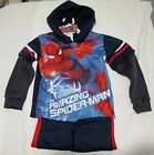 the amazing spider man 2 pc - Marvel Comics The Amazing Spider-Man 2 Piece Hoodie Set Size 2T or 3T NWT