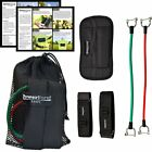 Kinetic Bands PowerForm Bands Golf Swing Training Aid Resistance Bands