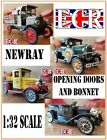 BRAND NEW 1:32 SCALE NewRay DIE CAST PICK-UP TRUCKS WITH OPENING DOORS G SCALE