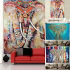 Bohemian Tapestry Hippie Wall Hanging Indian Mandala Bedspread Throw Room Decor