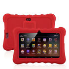 "7""Children Tablet 8GB Android 4.4 WIFI 3G 2*Camera Quad Core Kid PC Case Bundled"