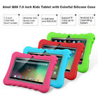 """7""""Children Tablet 8GB Android 4.4 WIFI 3G 2*Camera Quad Core Kid PC Case Bundled"""