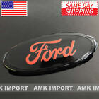 FORD 2004-2014 F150 Front Grille Tailgate Emblem Oval Badge Nameplate 7, 9 Inch
