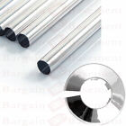 chrome pipe sleeves
