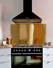 Polished Brass Designer Splashback Plate...