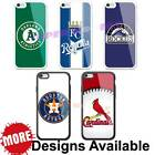 Hot Popular Baseball Sports Teams LOGO TPU Cover Case for Apple iPhone New