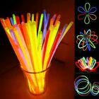 "Внешний вид - Wholesale 8"" Glow Light Sticks Bracelet Necklace Multi Colorful Neon Party New"