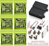 EMG KHBB Set Kirk Hammett Bone Breaker Black Short Pots ( 6 ERNIE BALL REGULAR)