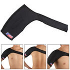 Adjustable Sport Stretch Single Shoulder Support Brace Strap Wrap Belt Band Pad
