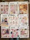 McCall's Doll Clothing Patterns