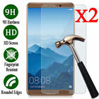2X Tempered Glass Film Screen Protector For Huawei P8 P9 P10 Plus Lite 2017