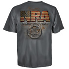 NRA Armed With Pride T-Shirt NRA 2nd Amendment Adult XL - XXL Licensed Authentic