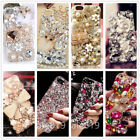 Luxury Bling Diamonds Rhinestones Jewelled Case Cover For Samsung S9 Plus Note 8