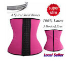 Damen Shaper Corset Schlank Waist Trainer Cincher Unterbust Training Figurformer