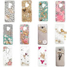 Lady Jewelled Rhinestone Crystal Diamond Bling Case Cover For ZTE Zmax Pro Z Max