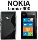NEW STYLISH NOKIA LUMIA 710/800/900 GEL CASES VARIOUS COLOURS AVAILABLE