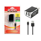 For Metro Pcs ZTE BLADE Z MAX Z982 Charger Heavy Duty 2.1A TYPE-C USB Data Cable