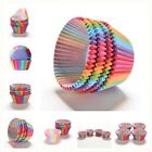 300PCS Mini Paper Cupcake Case Wrapper Muffin Liners Greaseproof Baking Cups Lot