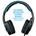 SADES 708GT Gaming Headset Headphone With Microphone For PS4 PC Laptop xbox360