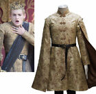 Game of Thrones King Joffrey Baratheon Cosplay Costume Halloween Mens Outfits