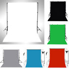 Внешний вид - 3x5FT Thin Vinyl Photography Backdrops Photo Studio Props Background Solid Color