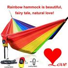 Hammock Color Stand Outdoor Portable Colors Swing Rope Multiple Carrying