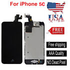 LCD Touch Digitizer Screen Full Assembly Replacement A1532 A1456 For iPhone 5C