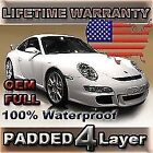 [CCT] 4 Layer Weather/Waterproof Full Car Cover For Chevy Celebrity 1982-1990