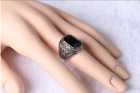 1Pcs Fashion Jewelry Alloy Insert Rhinestone Couples Ring Gift 7,8,9,10 AE4324