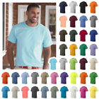 Hanes Mens ComfortSoft 100% Cotton Tagless T-Shirt S-3XL - 5250 image