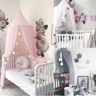 canopy kids bed - Hot Kids Baby Bedcover Bed Canopy Mosquito Net Tent Cotton Curtain Bedding Dome