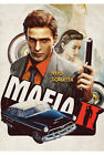Mafia II PS4 Xbox PC Game Poster Print T419