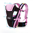 0-30 months baby carrier, ergonomic kids sling backpack pouch wrap Front Facing