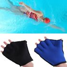 Внешний вид - Swimming Diving Surfing Fingerless Gloves Sports Paddle Training Neoprene Webbed