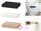 black wall shelves uk - IKEA LACK Wall Shelf Floating Conceal Mounting