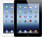 iPad 4 16GB 32GB 64GB 128GB APPLE 4th Gen WiFi / Cellular LTE Tablet White Black