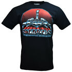 SCORPIONS Mens Tee T Shirt Heavy Metal Band Rock Music S Sleeve Tour BLACK NEW image