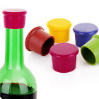 Reusable Silicone Wine Beer Top Bottle Caps Stopper Drink Savers Sealer Best Gxn